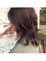 ヘアーエスクール 本店(hair S.COEUR)Warm color