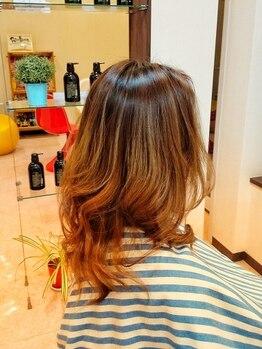 ヘアー リタ ベーシック(hair)の写真/貴女に似合うカラーとカットのアドバイスでしっかりまとまる理想のヘアに☆フレンチカットグラン認定サロン