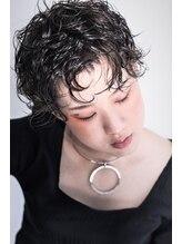 アジトヘア(AZITO HAIR)個性派☆メンズライクニュアンスパーマ