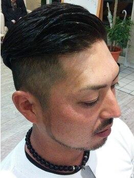 ヘアー ラウンジ コルコ(Hair Lounge Korko)の写真/【オン・オフ両方キマる】印象を決める大切なヘアを創る!再現性重視で自宅でのセットもしやすくなる◎