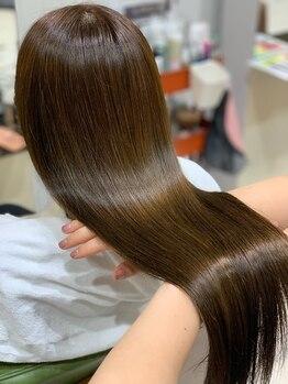 イル(il)の写真/BUDDYオリジナルの美髪系トリートメント【リューレント】で自分史上最高の手触りに。