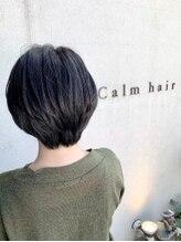 カルムヘア(Calm hair)