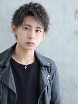 リップス 渋谷(LIPPS)短髪ウェーブパーマ【ネクサスウェーブ】