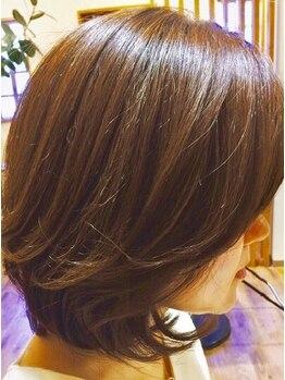 髪切屋さん テテ(Tete)の写真/≪札幌駅北口から、てくてく5、6分≫Tete自慢オーガニックカラーとトリートメントでゆったり癒しをご提供…