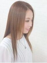 ヘアリッヂ 相模原店 hair Ridgeモテ艶ストレート