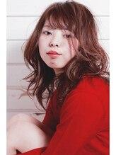 リリー(Lily)【Lily】野田 ロブからのイメチェンはくびれミディがオススメ♪
