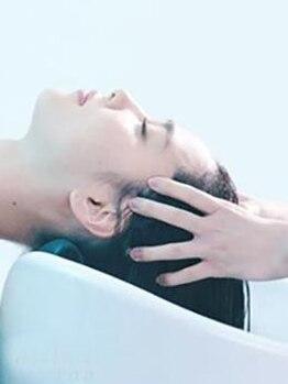 ステレオ ヘアデザイン 安城店(STEREO HAIR DESIGN)の写真/【安城市】オージュアスパ「頭筋リリースマッサージ」で溜まった疲れを癒して下さい☆