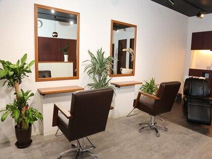 ヘアサロンハーフ(Hair Salon half)の写真