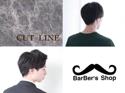 カットライン(CUT LINE)の写真