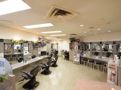 ささ美容室 東京第一ホテル 鶴岡店の写真