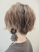 ナップ(nap)大人かわいいショートヘア