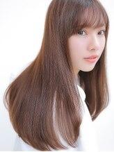 アグ ヘアー ネル 知立店(Agu hair nell)《Agu hair》うるツヤ質感★美髪ロング