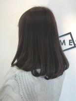 フレイムスヘアデザイン(FRAMES hair design)大人かわいいナチュラルボブディ♪