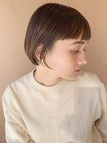 アッド バイ ケーツー(add by K-two)オン眉×ミニミニボブ/心斎橋&難波&堀江&新町
