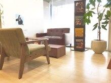 ランコントル(rencontre)の雰囲気(waiting room...)