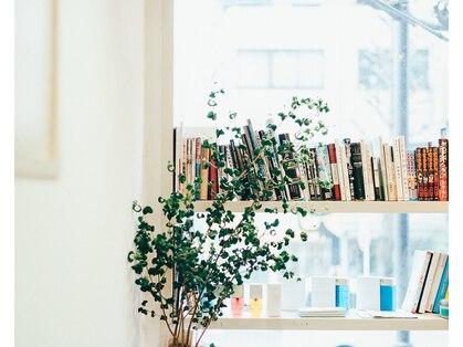 ヘアーアンドギャラリーブックス モロコ(hair&gallerybooks moloco)の写真