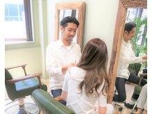 ドリフ(drif)の雰囲気(カウンセリング重視のマンツーマン施術でなりたい髪型に)
