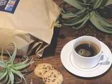 リバレッジ 白金(Leverage)の雰囲気(有名カフェと同じコーヒーを豆から挽いてご提供しています。)