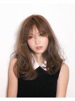 ムード 金沢文庫 hairdesign&clinic mu;dデジタルパーマでニュアンスウェーブ