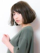 エトネ ヘアーサロン 仙台駅前(eTONe hair salon)【eTONe】ナチュラルが可愛いアッシュボブ