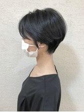 グリームス ヘアデザイン(GLEAMS Hair Design)【ごく艶】スウィングストレート