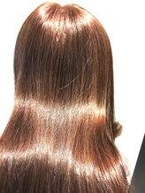 白髪染めでここまで人間の髪は明るく染まる!