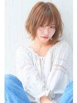 【noah parfait銀座】グレージュ似合わせカットエアリーショート