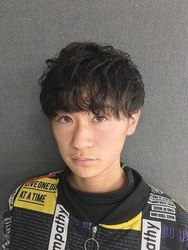 アブアイロス(LOSS)【stylist/shogo】スパイラルマッシュ