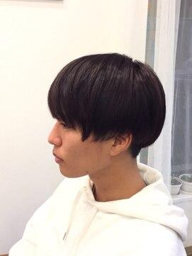 ヘアグレース レフア(hair grace Lehua)『韓流マッシュ(新大久保バージョン)』