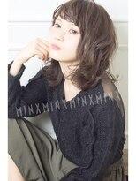 ミンクス 銀座店(MINX)【MINX高橋】ブルージュカラーに似合うヘアスタイル