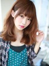 アグ ヘアー カティー ひばりヶ丘店(Agu hair cutty)☆フェミニン☆耳かけスタイル