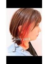 ネオヘアー 曳舟店(NEO Hair)イヤリングカラー(曳舟)