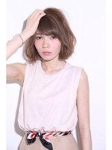 ジーナシンジュク(Zina SHINJYUKU)☆Zina☆ふんわりクールボブ