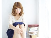 アロマ ヘアー ルーム 渋谷店(AROMA hair room)の雰囲気(プチプラでお得に可愛くなってね♪)