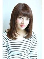 ライフヘアデザイン(Life hair design)サラ夏ミディー
