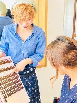 """リリ(LILI)の写真/「どんなスタイルが似合うのか分からない」という方は《LILI》へ☆自分史上最高の""""カワイイ!""""に出会える♪"""
