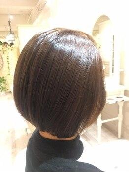 ヘアー カラー キー(HAIR color KEY)の写真/口コミで大人気!!【髪エステトリートメント】、NEW【オッジオット】最上美髪ケアコース◎