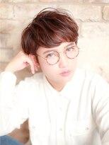 【Red-ux】☆メガネ女子に似合うショート☆ byJokaku