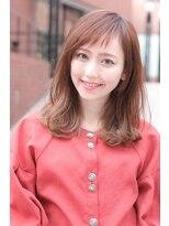 ダミア(DAMIA)27■ゆるめナチュラルカールでモテ度アップ☆「デザインカラー」