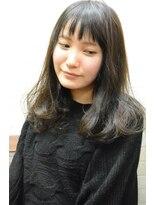 アトリエ ドングリ(Atelier Donguri)『髪質改善』dark khaki ash