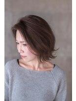 ヘアデザイン ロッコ(hair design ROCCO)* フリンジボブ *