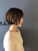 ビスヘアアンドメイク(BIS hair&make)スイングボブ