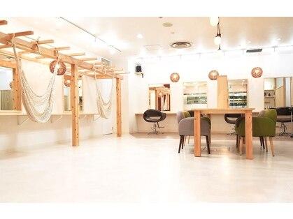 アーチフォーヘアー 梅田店(a-rch for hair)の写真