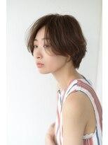 サンク ドリームプラザ店(CINQ)【CINQ】大柳 ラフな抜け感ショート