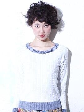 シアン(CYAN)【CYAN】キュート系カジュアルスタイル☆ベリーショート編