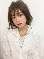 マグノリア オモテサンドウ(MAGNOLiA Omotesando)スウィングボブ・・・担当KAYO