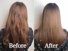 FLEAR hair salon-人気の髪質改善メニュー&人気のオーガニックシャンプー-