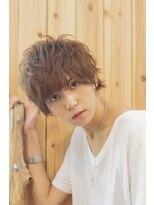 【BAYROOM横浜】目力UP!cool × softマッシュ