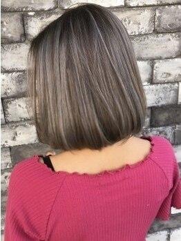 ライズ バイ レボ(RISE by REVO)の写真/【アディクシーカラー】で外国人風の透明感が叶う♪パーソナルカラー診断で、あなたに似合う髪色をご提案◎