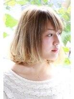 ティースタイル(hair salon t-style)t style 外国人風グラデーションカラー